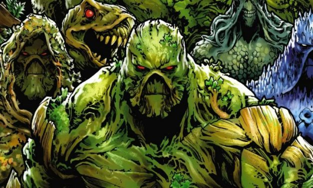 "SWAMP THING Cut Short, Warner Bros. ""Evaluating"" DC Universe, Drops Teaser"