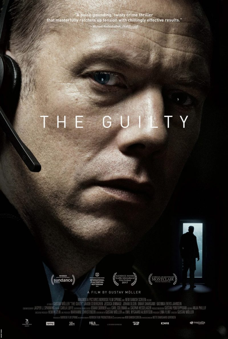 the guilty movie 2018