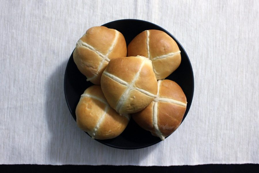 [Witchy Kitchen] THE NUN-Inspired Cabbage-Stuffed Hot Cross Buns