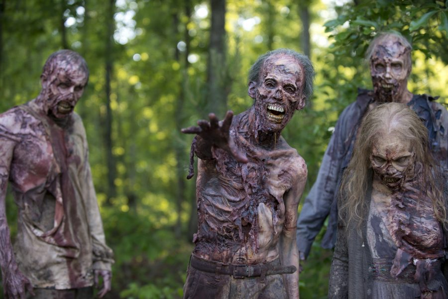 AMC Sees 10 More Years of THE WALKING DEAD