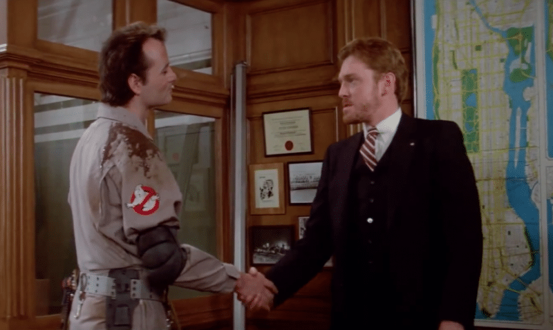 walter peck ghostbusters
