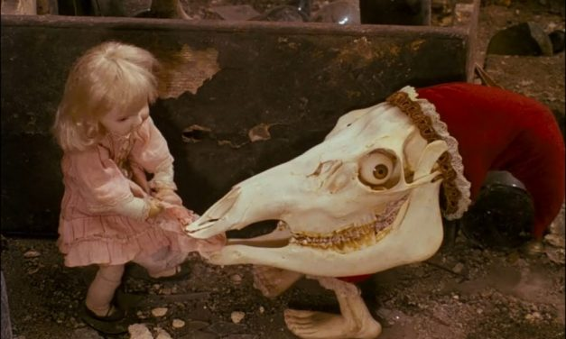 10 Terrifying Adaptations of Lewis Carroll's ALICE IN WONDERLAND