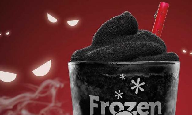 Burger King's Halloween 'Scary Black Cherry' Slushie Turns Your Mouth BLACK