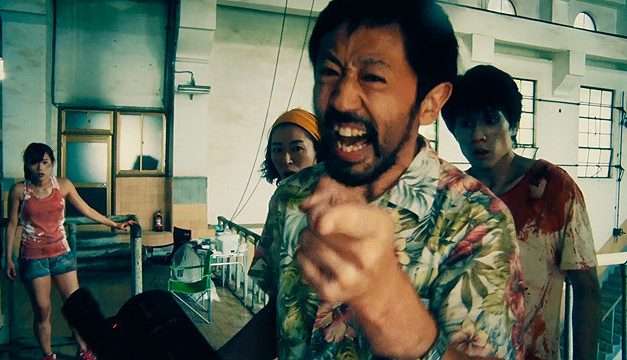 [Fantastic Fest Review] ONE CUT OF THE DEAD is Standard Zombie Fare… and Then it Really, Really Isn't