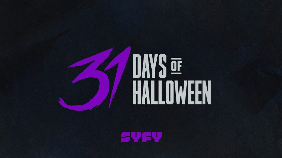 [Schedule] Don't Sleep on SYFY's 31 DAYS OF HALLOWEEN Programming!