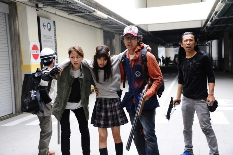 [Toronto After Dark Review] Manga Adapted Zombie Flick I AM A HERO Brings The Brains