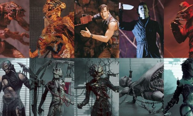 McFarlane Toys Announce The Return of Movie Maniacs & Tortured Souls Toy Lines