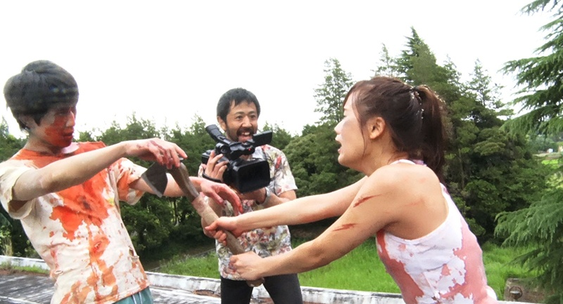 Japanese Zombie Comedy ONE CUT OF THE DEAD Already Set to Get English Remake