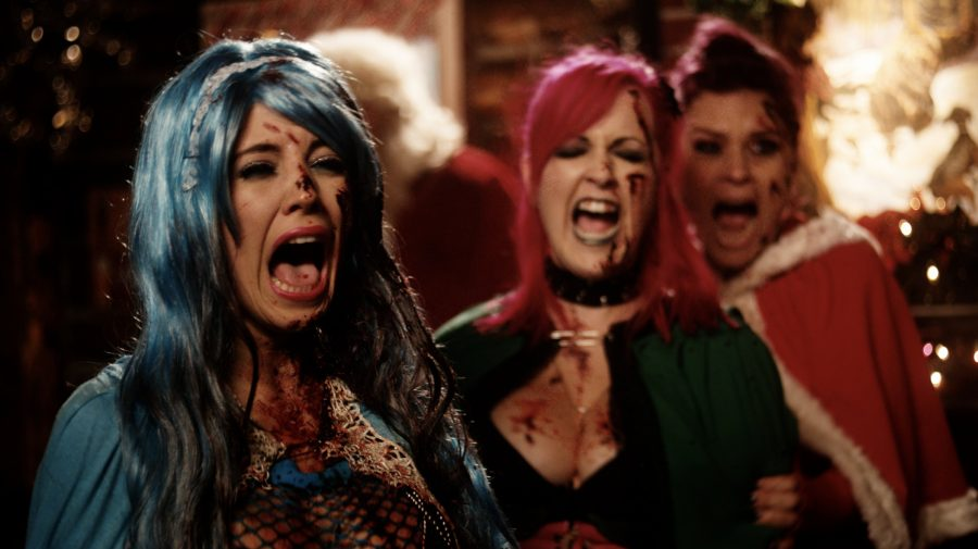 [Trailer] Gore up The Holidays with SLAY BELLES