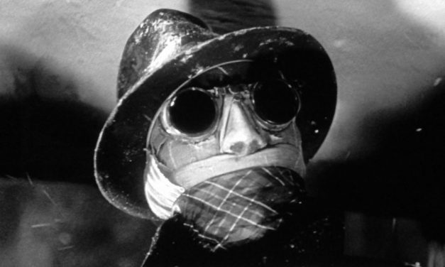 INVISIBLE MAN Gets Closer to Being Seen as Shooting Wraps