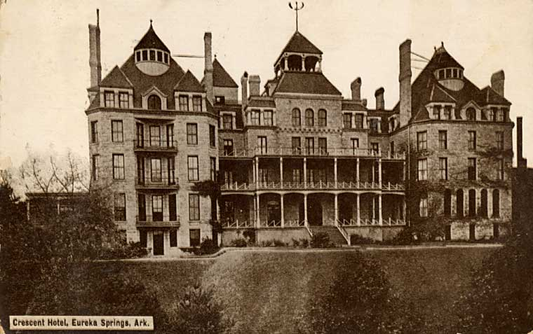 1886 Crescent Hotel & Spa - Eureka Springs