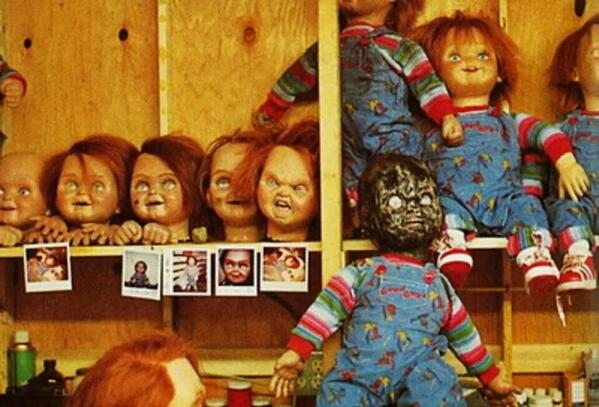 child's play behind the scenes 1988