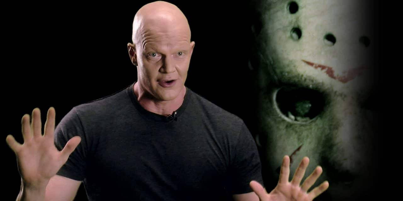 Jason Voorhees Actor Derek Mears Officially Cast As SWAMP THING