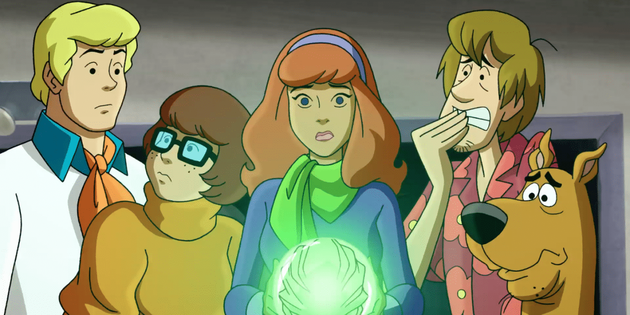 [Trailer] SCOOBY DOO AND THE THE CURSE OF THE 13TH GHOST