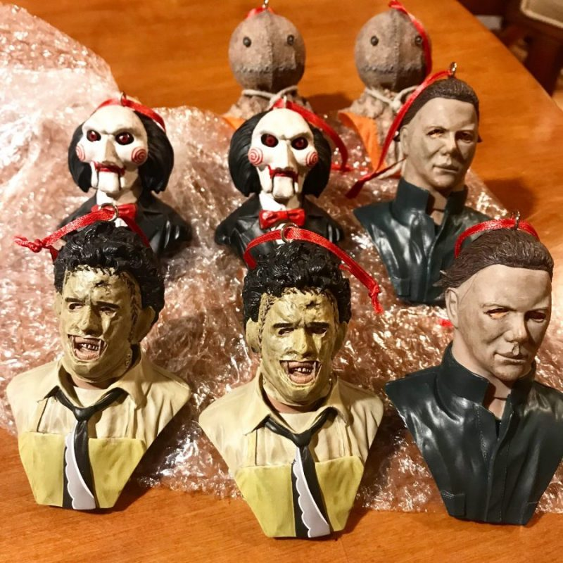 trick or treat studios christmas ornaments