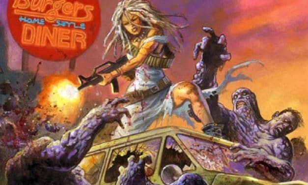 Unearthed Concept Art from Rob Zombie's THE BLOB