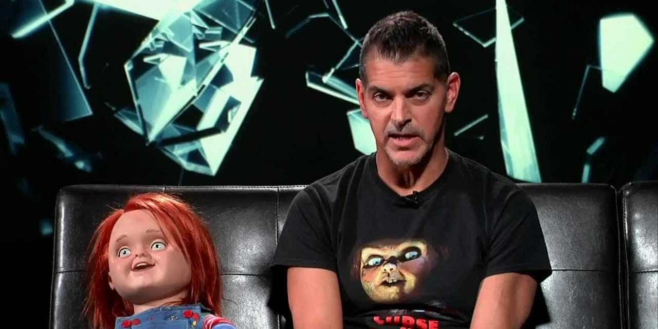 Don Mancini Sounds Off On CHILD'S PLAY Remake