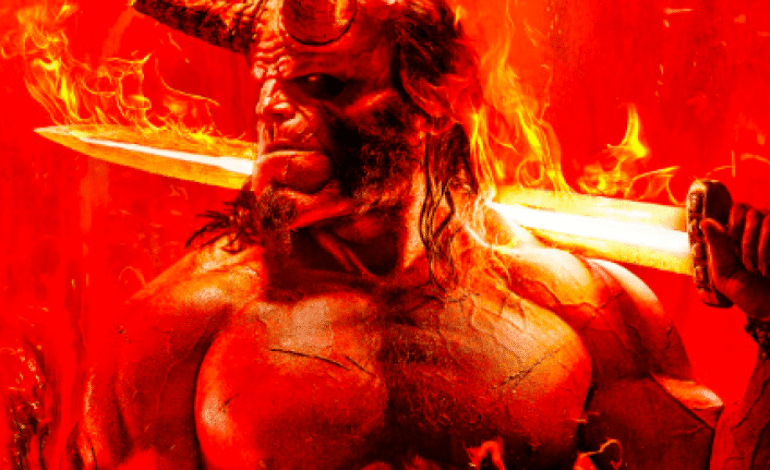 [Trailer] HELLBOY is Summoned From the Depths of Hell as a Force of Good in New TV Spots