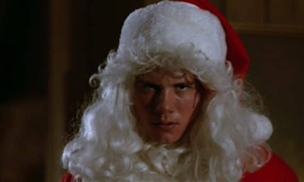[Awfully Good] SILENT NIGHT, DEADLY NIGHT Will Slash It's Way Into Your Heart