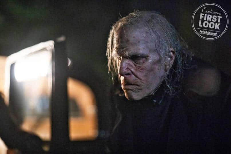 First Photo From AMC's NOS4A2 Features an Unrecognizable Zachary Quinto