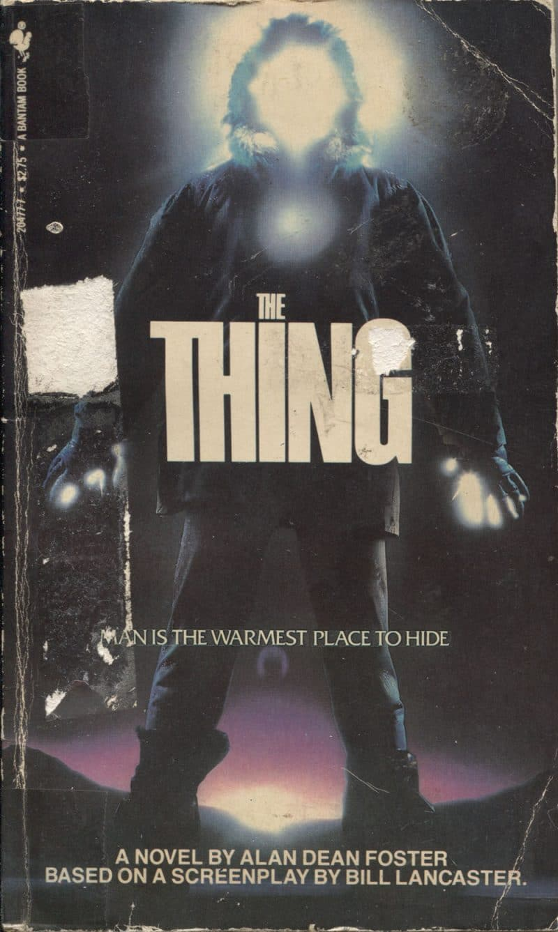 The-Thing-Front novelization