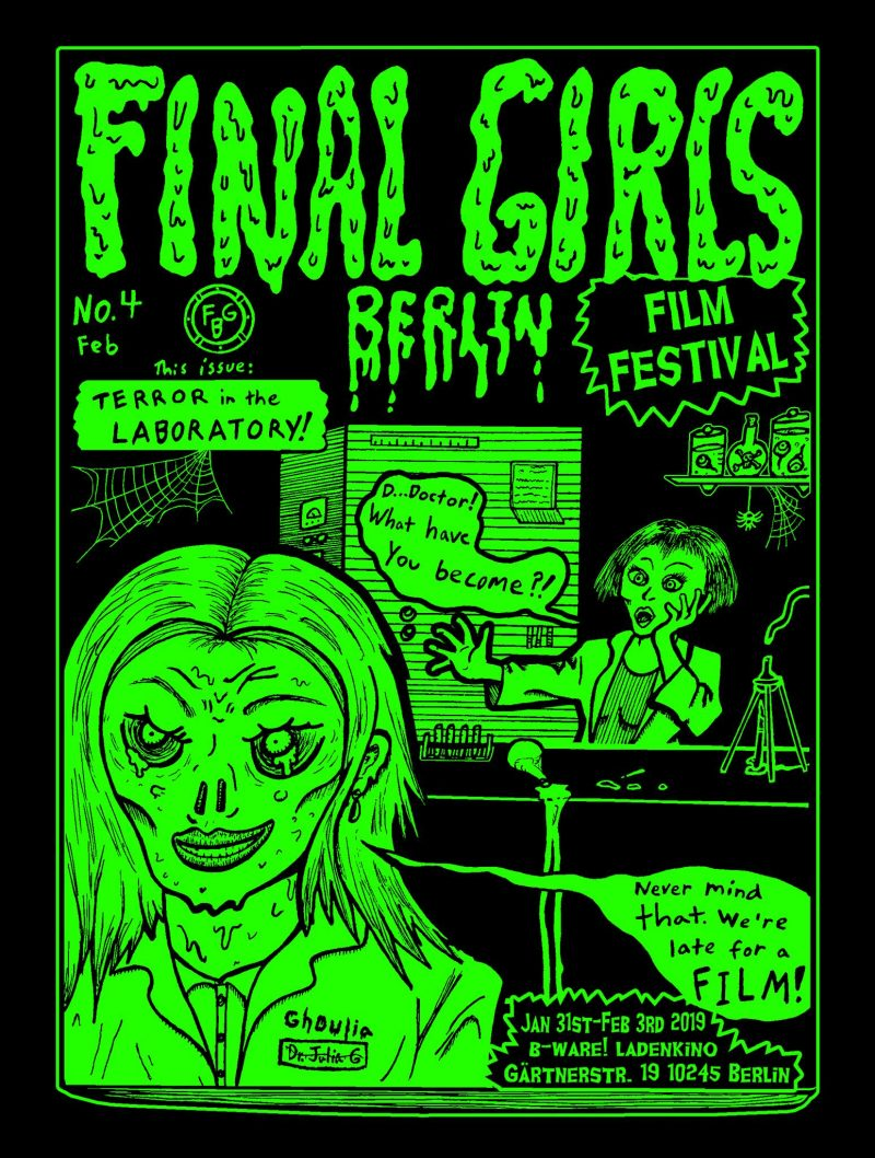 final girls berlin film festival