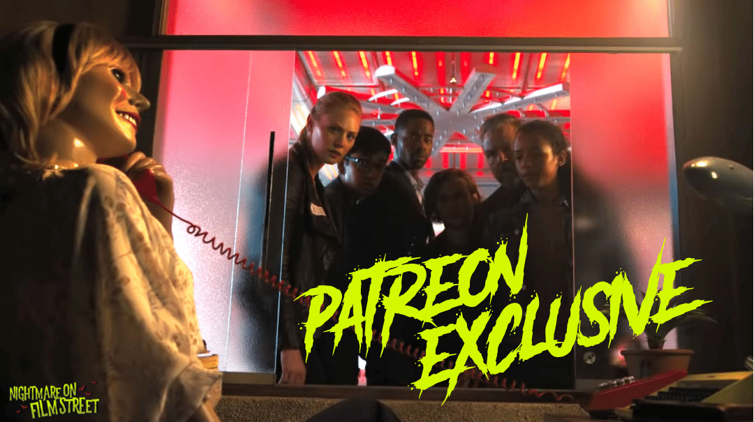 [Podcast] ESCAPE ROOM: Drive Home from the Drive-In (Patreon Exclusive)