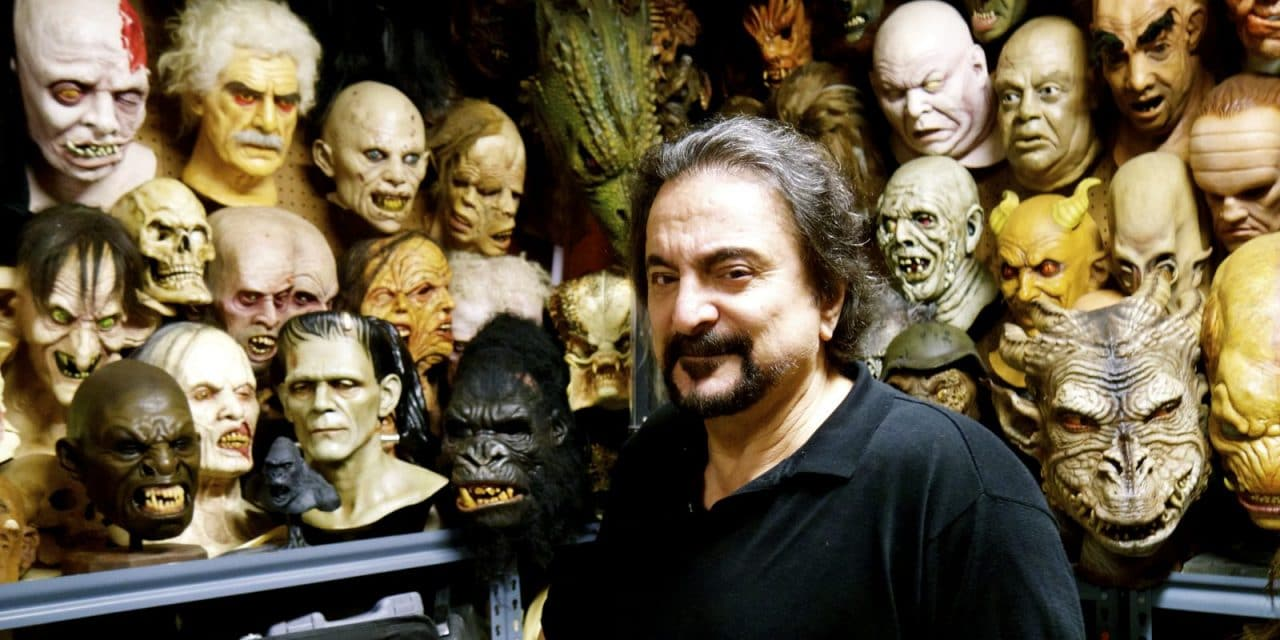 Tom Savini Joins Trick or Treat Studios, New Mask Collection Coming Soon!