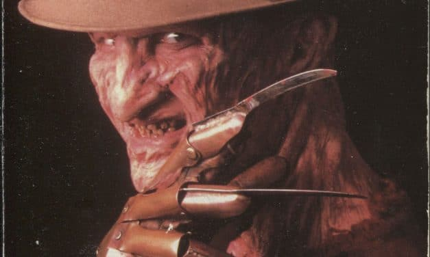 [Written in Blood] The Novelization of A NIGHTMARE ON ELM STREET 3: DREAM WARRIORS