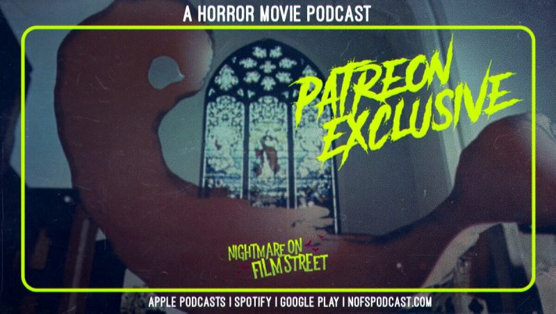 "the changeling don""t look now horror podcast nightmare on film street"