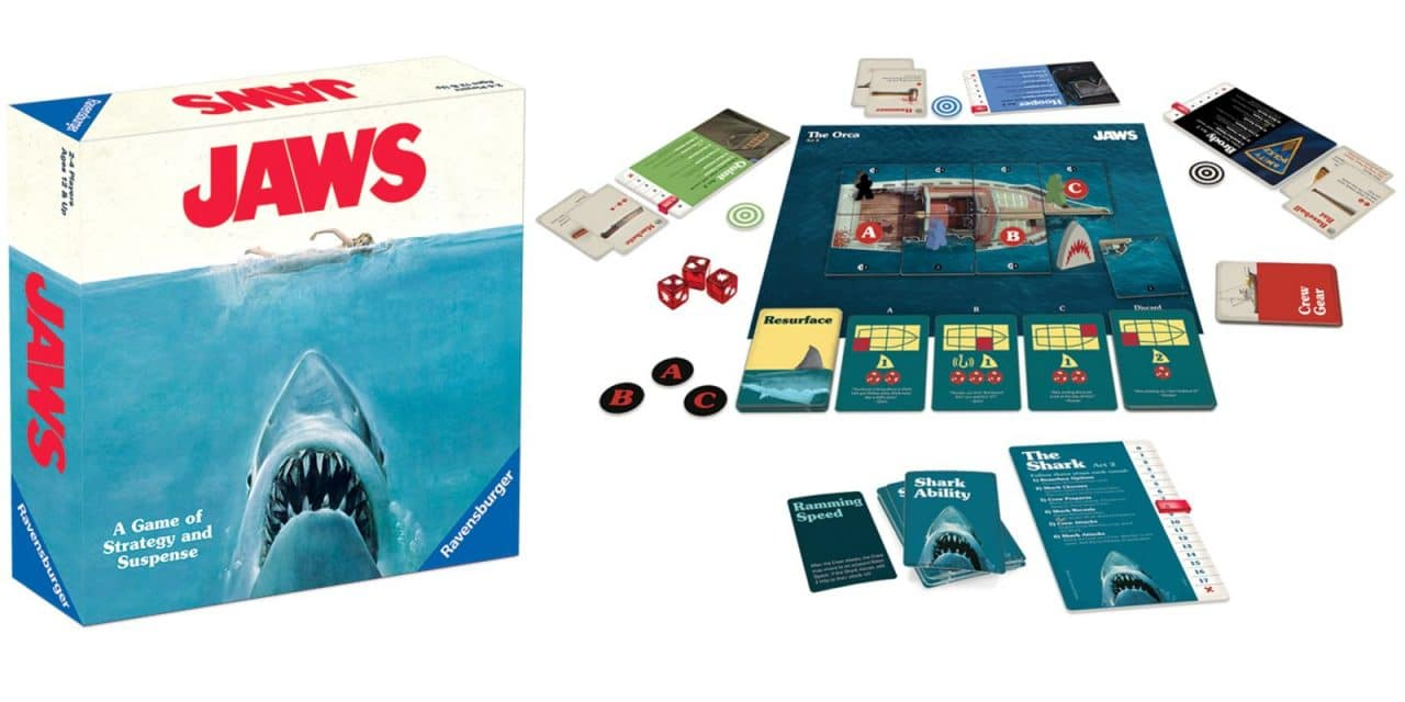 Defeat JAWS in New Board Game Coming This Summer