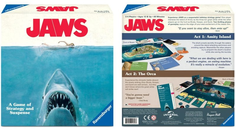 jaws board game 2019