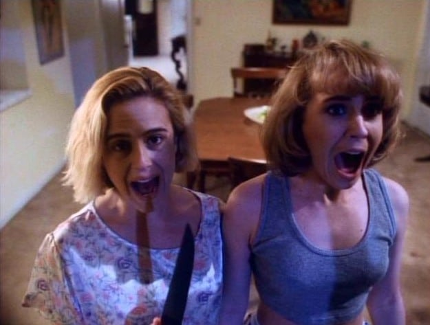 [Awfully Good] SLUMBER PARTY MASSACRE III is Stupendous Slasher Trash