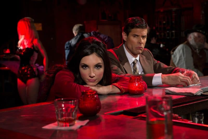 love witch elaine griff