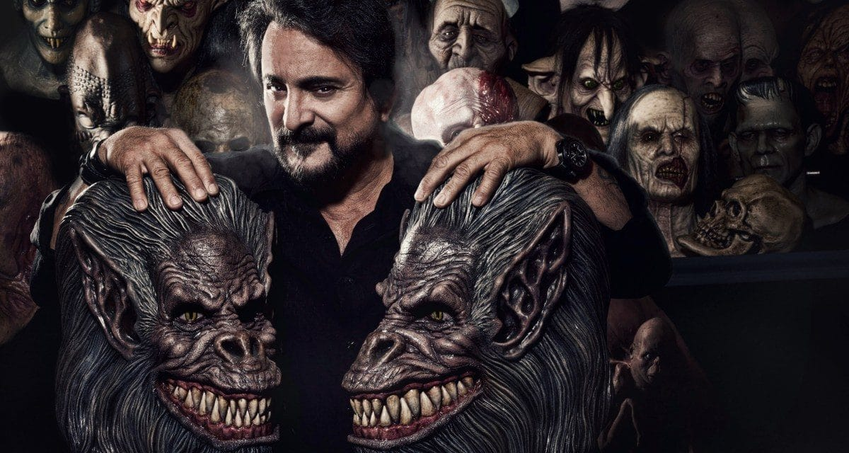 """Special Effects Maestro TOM SAVINI Announces """"Gigantic"""" Coffee Table Photo Biography"""