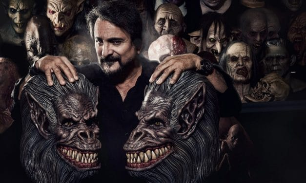 "Special Effects Maestro TOM SAVINI Announces ""Gigantic"" Coffee Table Photo Biography"