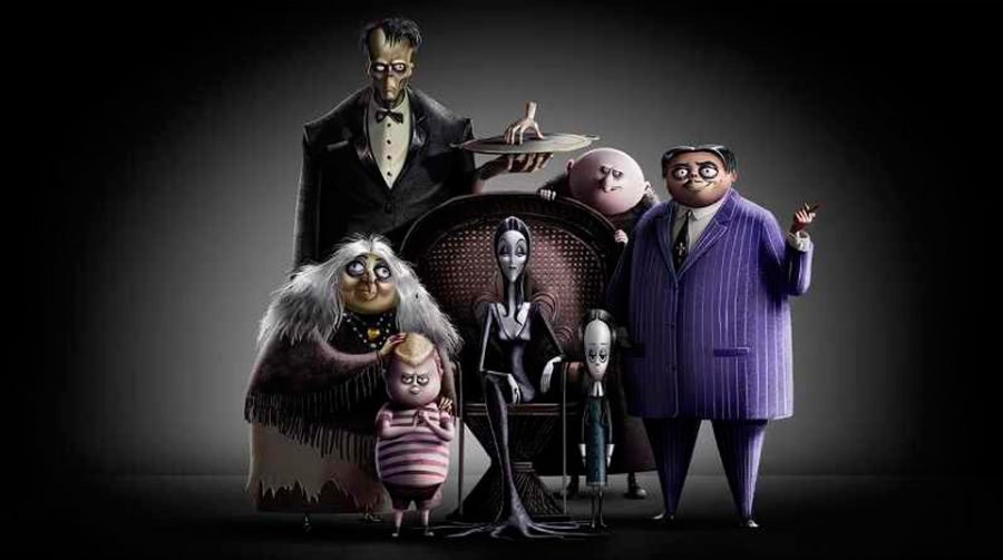THE ADDAMS FAMILY Creepy & Kooky Poster Revealed, Trailer Coming Soon