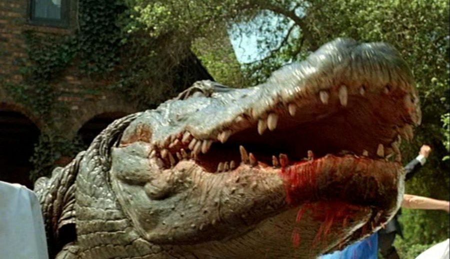 Myth to Movie: There's an ALLIGATOR (1980) in the City Sewer!