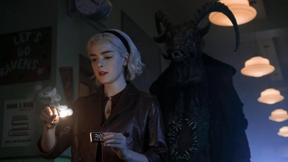 chillina adventures of sabrina season 2 images