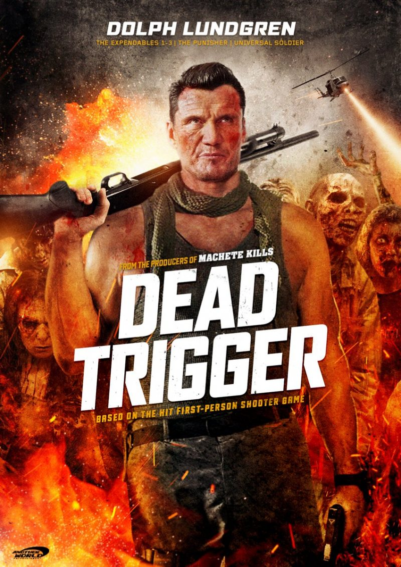 dead trigger dolph poster