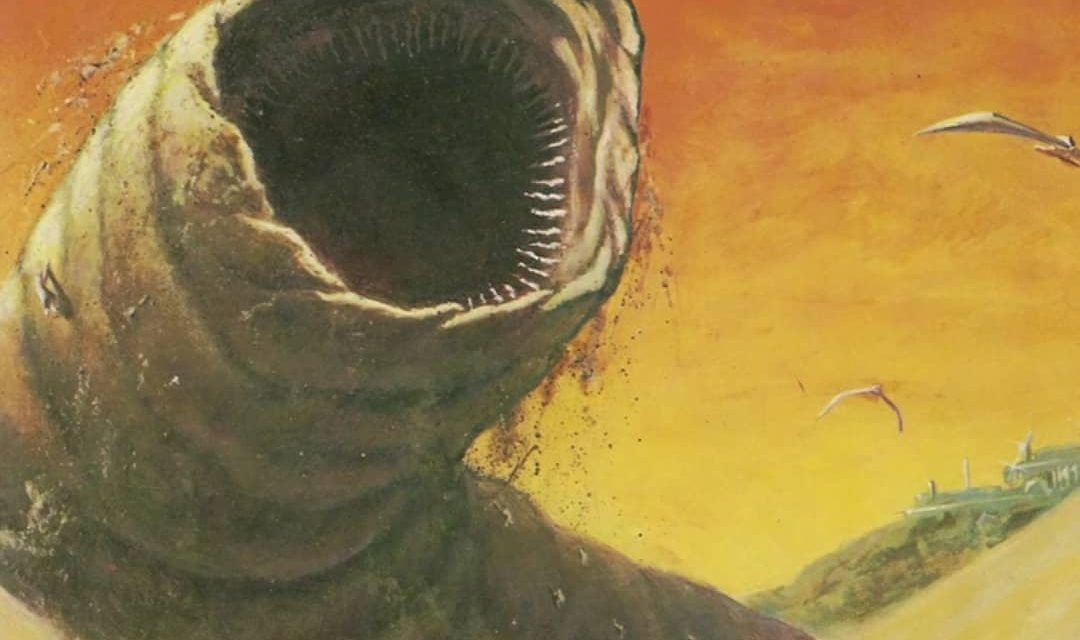 """""""Only Those Who Can Conquer Their Fear Will Survive"""" in Official Plot Synopsis for DUNE"""