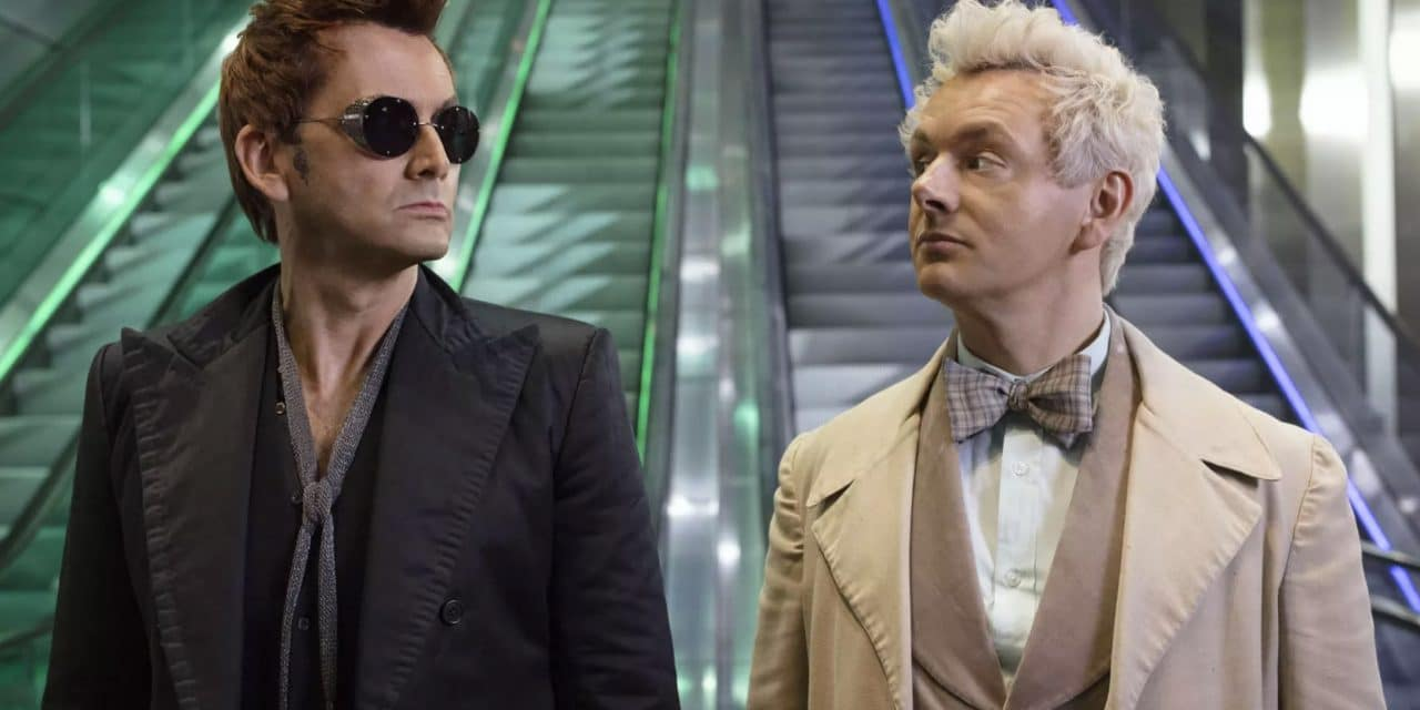 [Trailer] Amazon & Neil Gaiman's GOOD OMENS Is Here To Bless Your Day