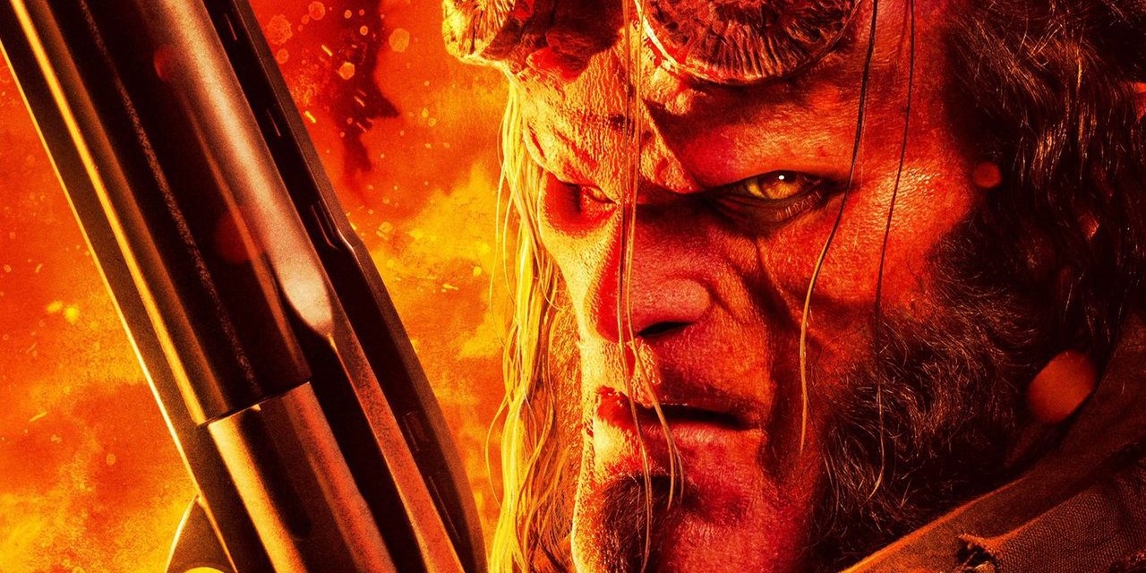 Gore n' More! Red-Band Trailer for Neil Marshall's HELLBOY Earns Its R Rating