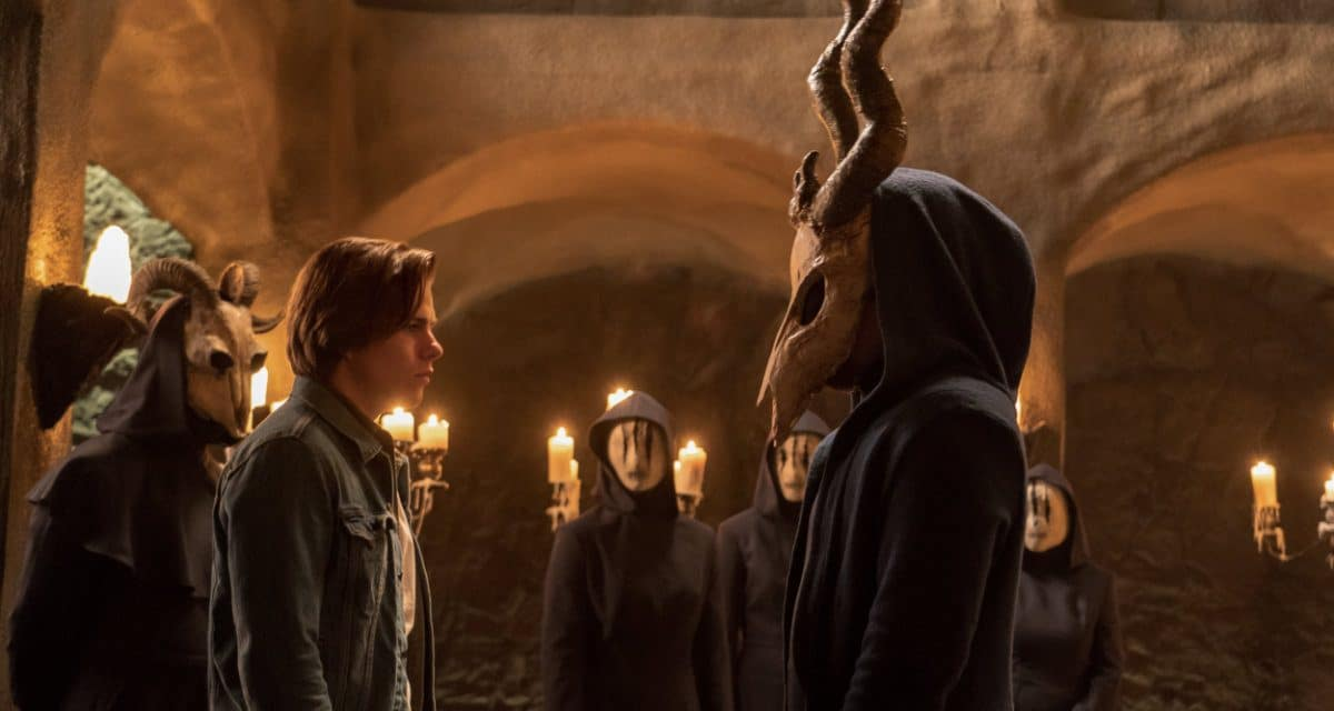 [Review] Netflix's THE ORDER Summons a Bit of Magic In Spite of a Familiar Premise