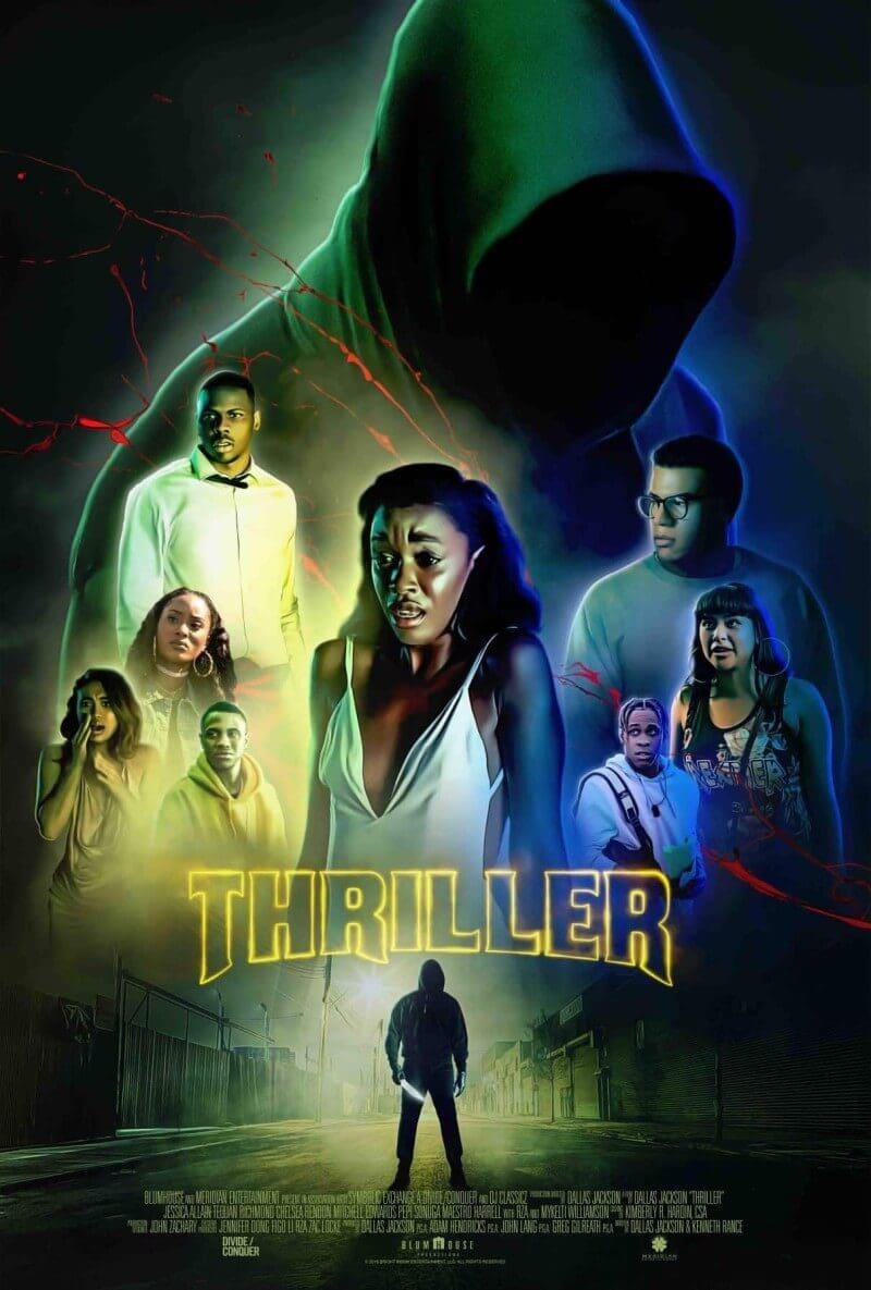 Blumhouse-Thriller-Poster