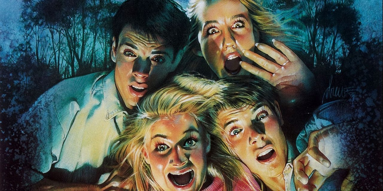 [Rewind] THE LAMP (1987): The Kookiest Supernatural Slasher You Could Ever Wish For