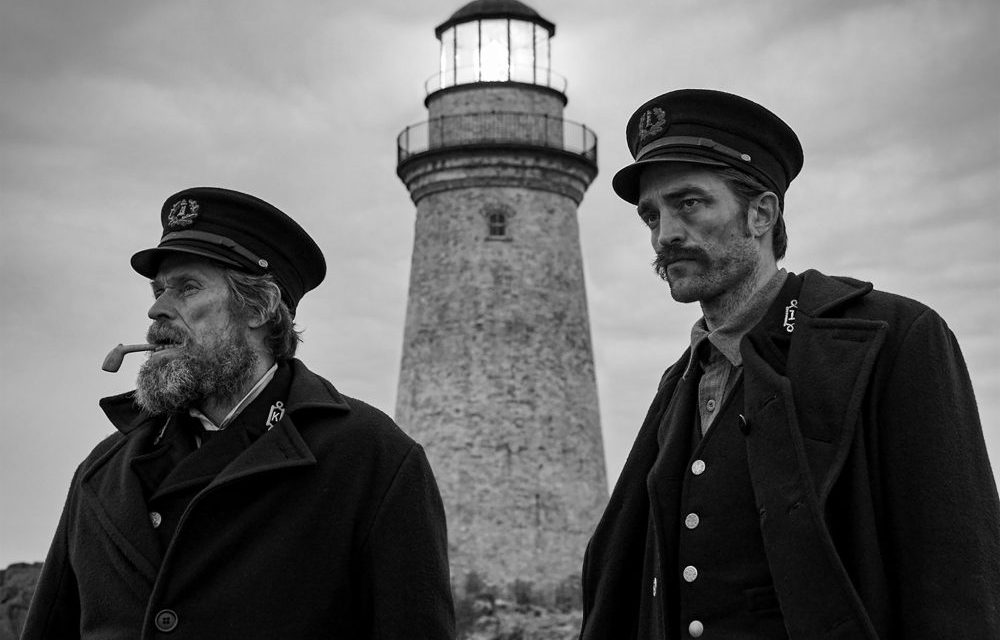 Robert Eggers' THE LIGHTHOUSE and Bong Joon-Ho's PARASITE