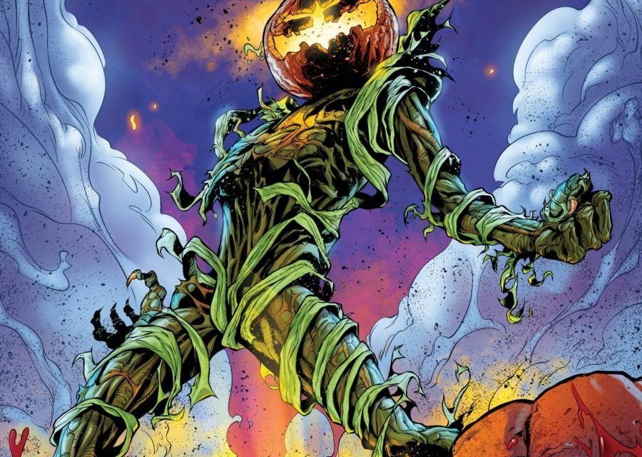 [Review] Indie Horror Comic BLOOD & GOURD is A Gory Great Time