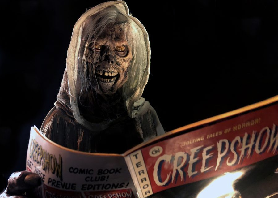 Tom Savini Adapts Joe Hill Story for Upcoming CREEPSHOW Series