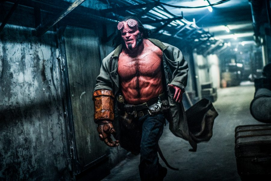 HELLBOY Stars Talk About Jokes, Creature Effects, and Stunt Accents in Toronto